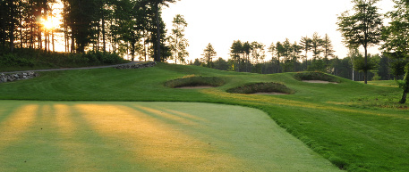 The Golf Club of New England Hole 2