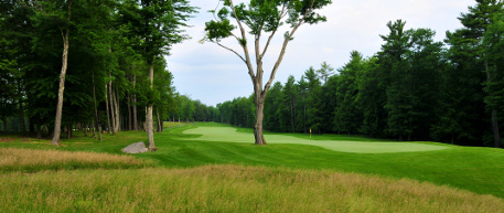The Golf Club of New England Hole 4