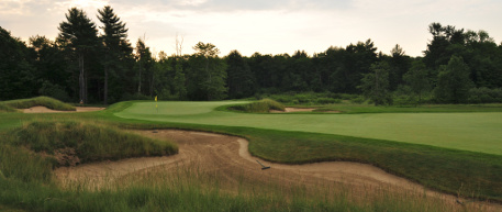 The Golf Club of New England Hole 5