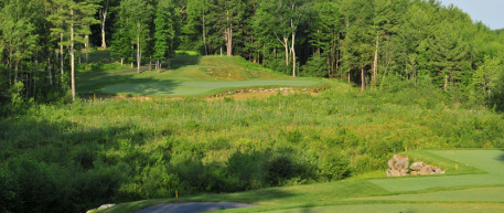 The Golf Club of New England Hole 8