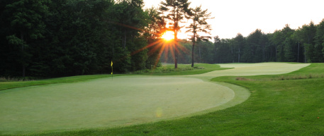 The Golf Club of New England Hole 9