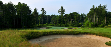The Golf Club of New England Hole 13