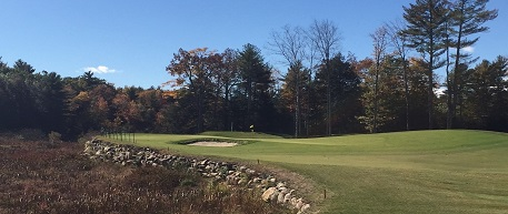 The Golf Club of New England Hole 14