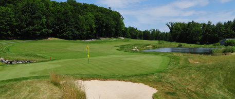 The Golf Club of New England Hole 15