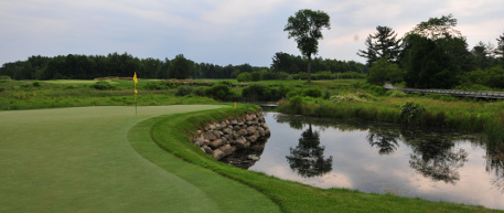 The Golf Club of New England Hole 17