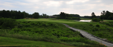 The Golf Club of New England Hole 18