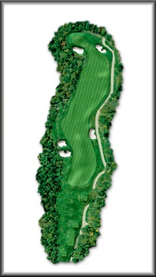 The Golf Club of New England Hole 3