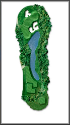 The Golf Club of New England Hole 6